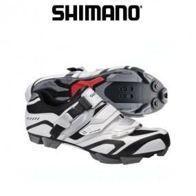 CHAUSSURE SHIMANO XC 50 BLANCHE / NOIR