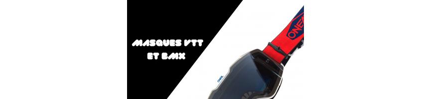 MASQUES VTT ET BMX